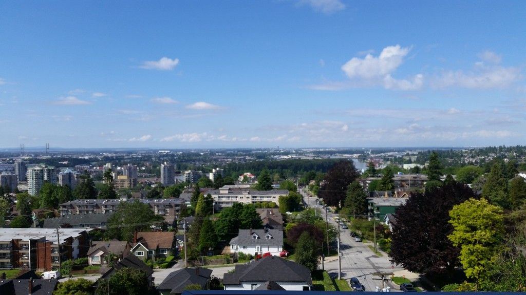 Photo 3: Photos: 1001 258 Sixth Street in New Westminster: Uptown NW Condo for sale : MLS®# r2161093