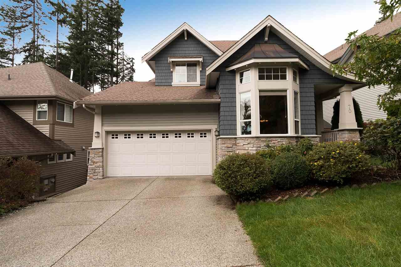 "Main Photo: 70 HAWTHORN Drive in Port Moody: Heritage Woods PM House for sale in ""Evergreen Heights by Parklane"" : MLS®# R2499039"