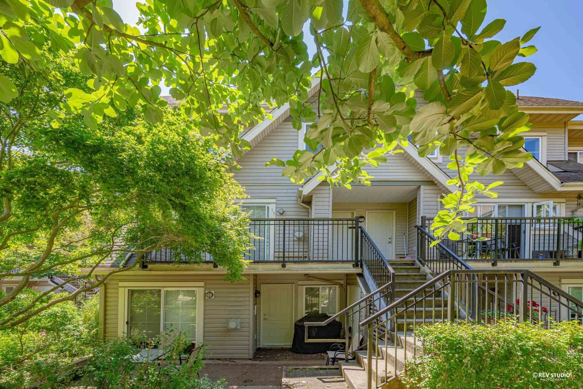 """Main Photo: 15 9339 ALBERTA Road in Richmond: McLennan North Townhouse for sale in """"TRELLAINE"""" : MLS®# R2598555"""
