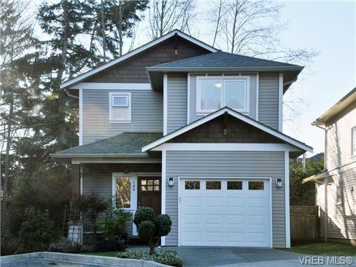 Main Photo: 100 6800 W Grant Rd in SOOKE: Sk Sooke Vill Core Row/Townhouse for sale (Sooke)  : MLS®# 691417