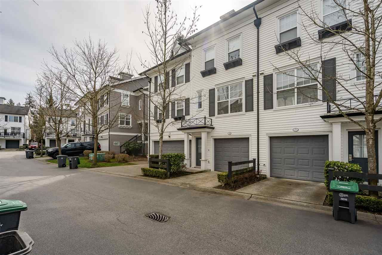 """Main Photo: 26 15075 60 Avenue in Surrey: Sullivan Station Townhouse for sale in """"NATURE'S WALK"""" : MLS®# R2560765"""