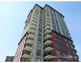 """Photo 8: 1205 813 AGNES Street in New_Westminster: Downtown NW Condo for sale in """"NEWS"""" (New Westminster)  : MLS®# V652250"""