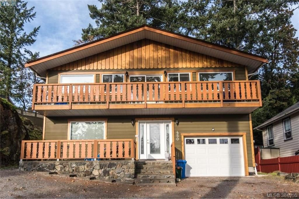 Main Photo: 450 Atkins Ave in VICTORIA: La Atkins House for sale (Langford)  : MLS®# 773671