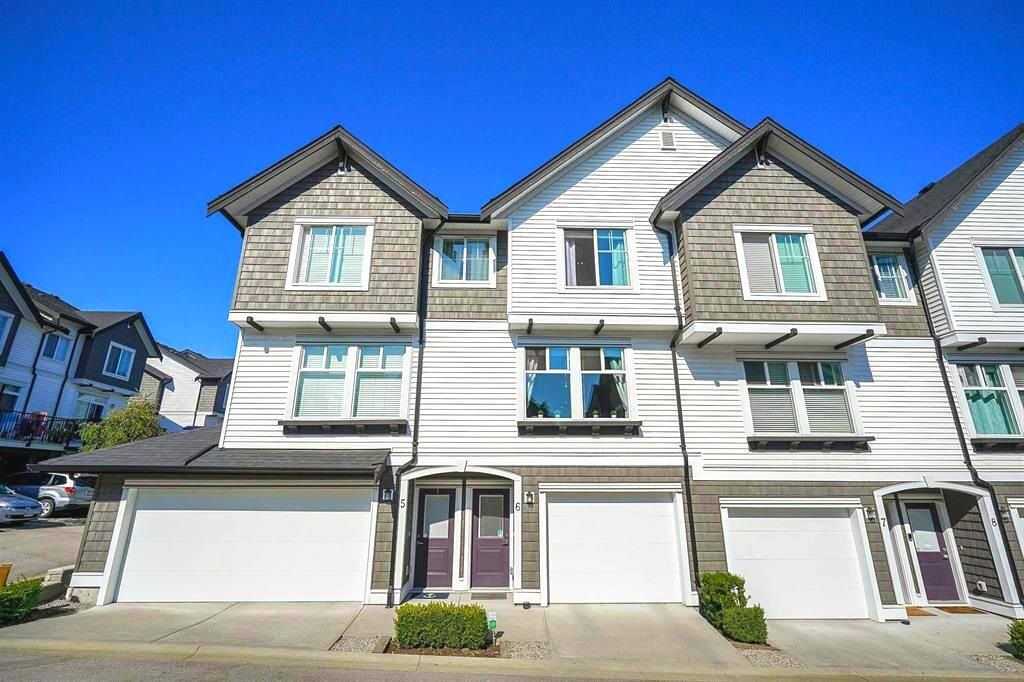 Main Photo: 6 14271 60 AVENUE in Surrey: Sullivan Station Townhouse for sale : MLS®# R2606187