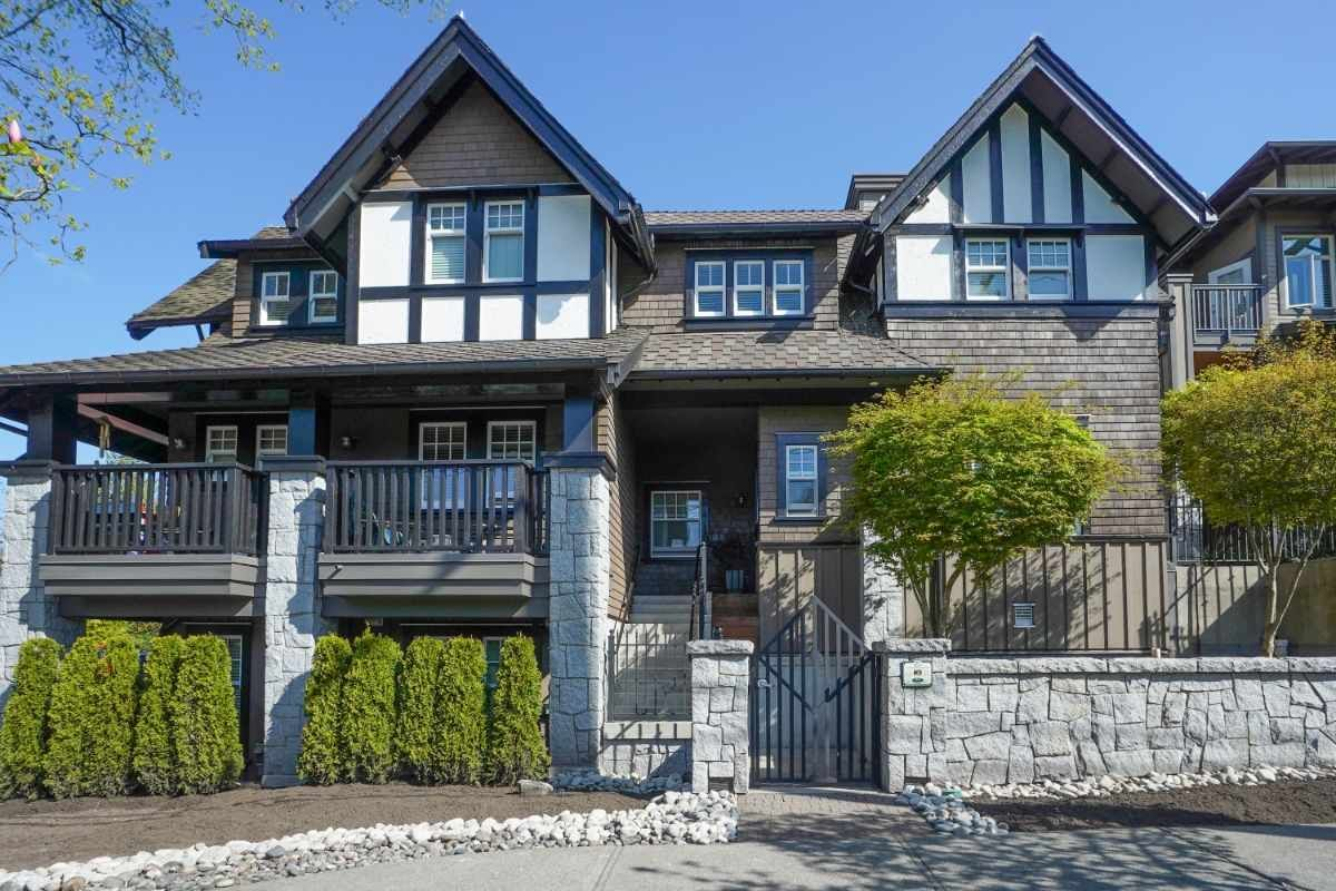 """Main Photo: 102 116 W 23RD Street in North Vancouver: Central Lonsdale Condo for sale in """"ADDISON"""" : MLS®# R2571626"""
