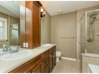 """Photo 13: 5888 163B Street in Surrey: Cloverdale BC House for sale in """"The Highlands"""" (Cloverdale)  : MLS®# F1321640"""