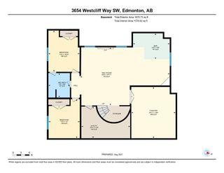 Photo 50: 3654 WESTCLIFF Way in Edmonton: Zone 56 House for sale : MLS®# E4258371