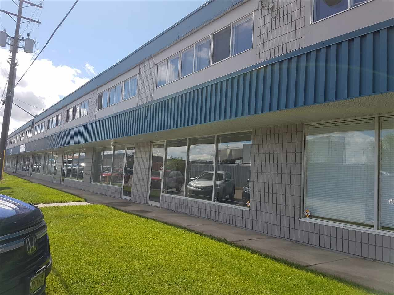Main Photo: 14- 1839 1ST Avenue in Prince George: Downtown PG Industrial for lease (PG City Central (Zone 72))  : MLS®# C8034970