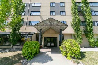 Photo 1: 708 9710 105 Street in Edmonton: Zone 12 Condo for sale : MLS®# E4226644