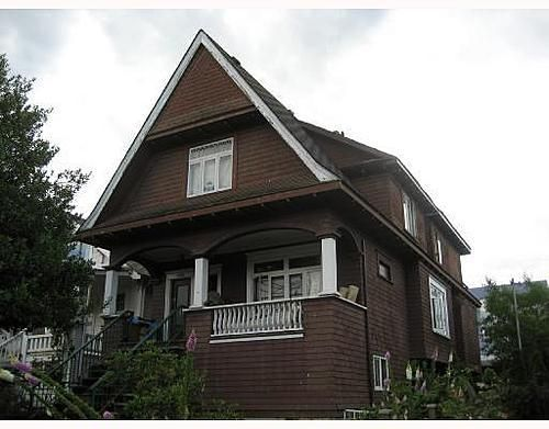Main Photo: 2124 2126 FRANKLIN Street in Vancouver East: Hastings Home for sale ()  : MLS®# V658530