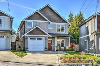 Photo 1: 6886 Saanich Cross Rd in VICTORIA: CS Keating House for sale (Central Saanich)  : MLS®# 801849
