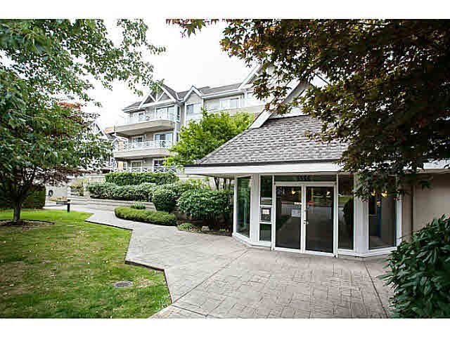 """Main Photo: 201 5556 201A Street in Langley: Langley City Condo for sale in """"Michaud Gardens"""" : MLS®# F1421361"""