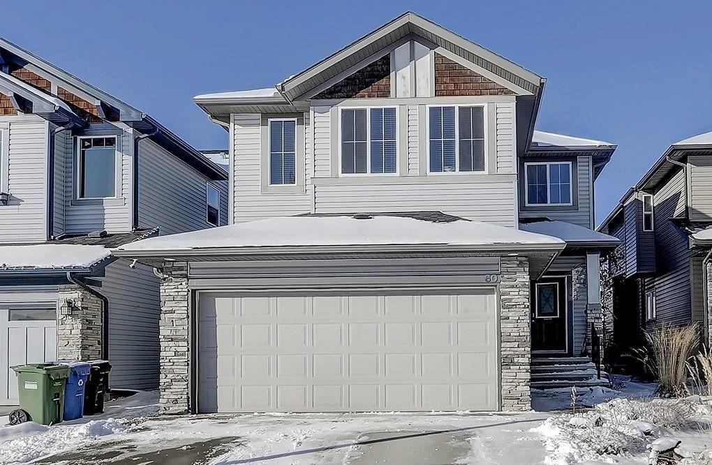 Main Photo: 60 CRANBERRY CI SE in Calgary: Cranston Detached for sale : MLS®# C4274885
