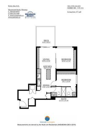 "Photo 20: 308 13398 104 Avenue in Surrey: Whalley Condo for sale in ""University District"" (North Surrey)  : MLS®# R2229798"