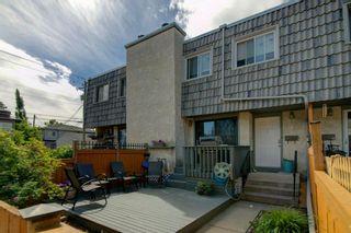 Main Photo: 7 2412 30 Street SW in Calgary: Killarney/Glengarry Row/Townhouse for sale : MLS®# A1009362
