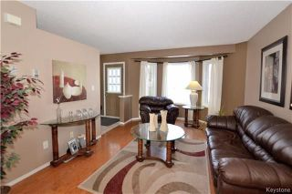 Photo 2: 48 Chadwick Crescent in Winnipeg: Canterbury Park Residential for sale (3M)  : MLS®# 1807939
