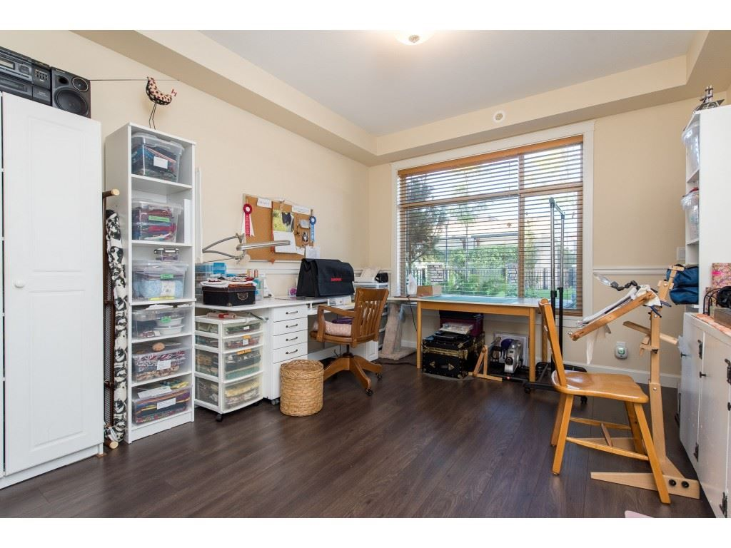 """Photo 22: Photos: A110 20716 WILLOUGHBY TOWN CENTRE Drive in Langley: Willoughby Heights Condo for sale in """"Yorkson Downs"""" : MLS®# R2491391"""