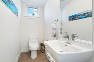 """Photo 25: 67 9989 BARNSTON Drive in Surrey: Fraser Heights Townhouse for sale in """"Highcrest"""" (North Surrey)  : MLS®# R2606291"""