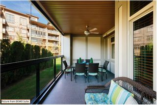 """Photo 7: 230 8157 207 Street in Langley: Willoughby Heights Condo for sale in """"Yorkson Creek Parkside 2"""" : MLS®# R2125186"""
