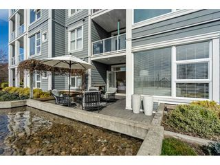"Photo 16: 103 4500 WESTWATER Drive in Richmond: Steveston South Condo for sale in ""COPPER SKY WEST"" : MLS®# R2447932"