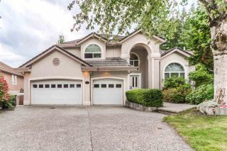 Photo 1: 219 PARKSIDE DRIVE in PORT MOODY: Heritage Mountain House for sale (Port Moody)  : MLS®# R2006939