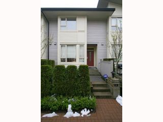 """Photo 2: 66 9229 UNIVERSITY Crescent in Burnaby: Simon Fraser Univer. Townhouse for sale in """"SERENITY"""" (Burnaby North)  : MLS®# V815319"""