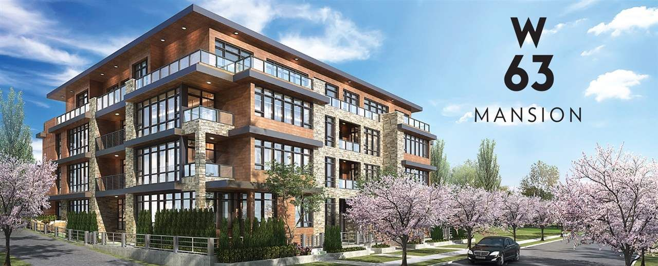 """Main Photo: 203 485 W 63RD Avenue in Vancouver: Marpole Condo for sale in """"W63 Mansion"""" (Vancouver West)  : MLS®# R2598522"""