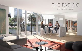 """Photo 6: 2801 889 PACIFIC Street in Vancouver: Downtown VW Condo for sale in """"THE PACIFIC BY GROSVENOR"""" (Vancouver West)  : MLS®# R2555349"""