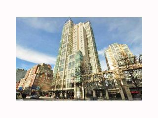 """Photo 1: # 2101 1155 HOMER ST in Vancouver: Downtown VW Condo for sale in """"CITYCREST"""" (Vancouver West)  : MLS®# V817926"""