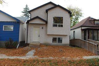 Photo 1: 286 Rutland Street in Winnipeg: St James Residential for sale (5E)  : MLS®# 202124633