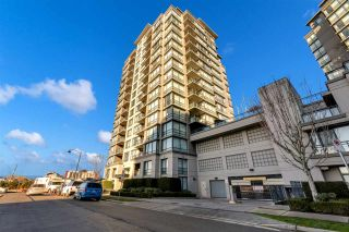 """Photo 2: 1504 3333 CORVETTE Way in Richmond: West Cambie Condo for sale in """"Wall Centre at the Marina"""" : MLS®# R2535983"""