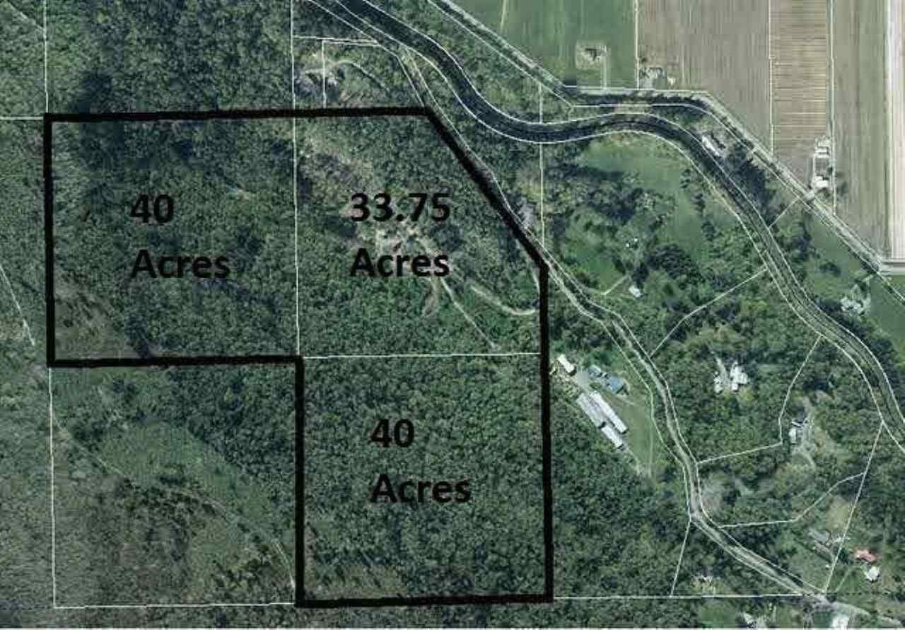 Main Photo: 41320 OLD YALE Road in Abbotsford: Sumas Prairie Land for sale : MLS®# R2574311