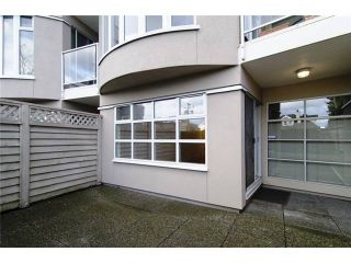 """Photo 10: 109 1210 W 8TH Avenue in Vancouver: Fairview VW Condo for sale in """"GALLERIA II"""" (Vancouver West)  : MLS®# V984022"""