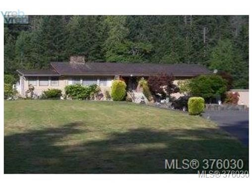 Main Photo: 5228 Old West Saanich Rd in VICTORIA: SW West Saanich House for sale (Saanich West)  : MLS®# 754859