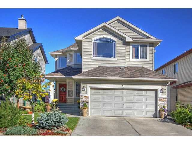 Main Photo: 78 EVERHOLLOW Rise SW in Calgary: Evergreen Residential Detached Single Family for sale : MLS®# C3638300