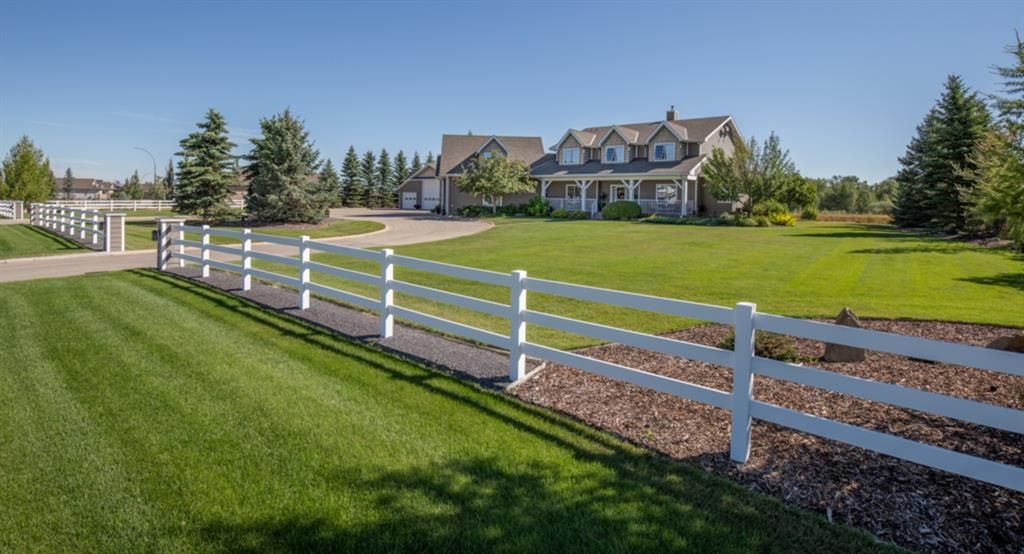 Main Photo: 458 Riverside Green NW: High River Detached for sale : MLS®# A1069810