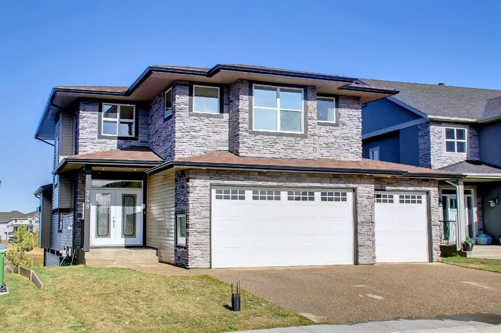 Main Photo: 248 KINNIBURGH Circle: Chestermere Detached for sale : MLS®# A1153483