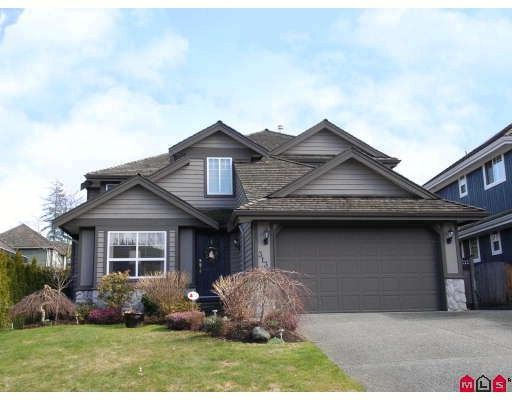 """Main Photo: 3130 147TH Street in Surrey: Elgin Chantrell House for sale in """"HERITAGE TRAILS"""" (South Surrey White Rock)  : MLS®# F2905651"""
