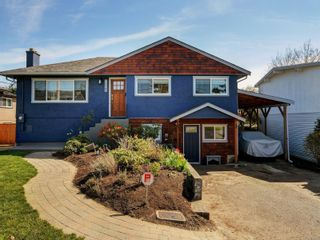 Photo 1: 1025 Nicholson St in : SE Lake Hill House for sale (Saanich East)  : MLS®# 872923
