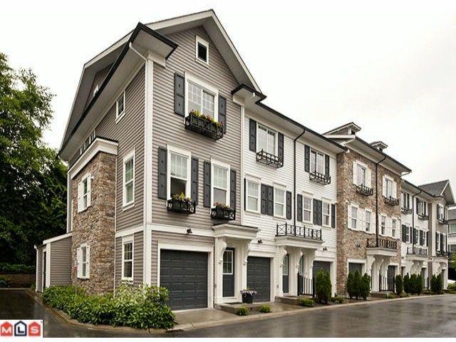 Main Photo: 30 8767 162ND Street in Surrey: Fleetwood Tynehead Condo for sale : MLS®# F1223308