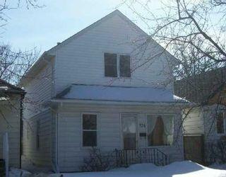 Photo 1: 426 EDGEWOOD Street in WINNIPEG: St Boniface Residential for sale (South East Winnipeg)  : MLS®# 2804232