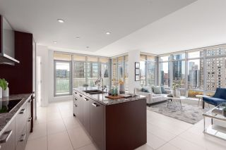 """Photo 1: 1402 1028 BARCLAY Street in Vancouver: West End VW Condo for sale in """"PATINA"""" (Vancouver West)  : MLS®# R2356934"""