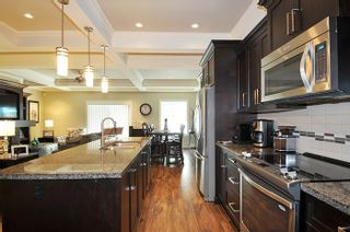"""Photo 6: 23 19095 MITCHELL Road in Pitt Meadows: Central Meadows Townhouse for sale in """"BROGDEN BROWN"""" : MLS®# R2180614"""