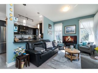 """Photo 8: 104 20062 FRASER Highway in Langley: Langley City Condo for sale in """"Varsity"""" : MLS®# R2453386"""
