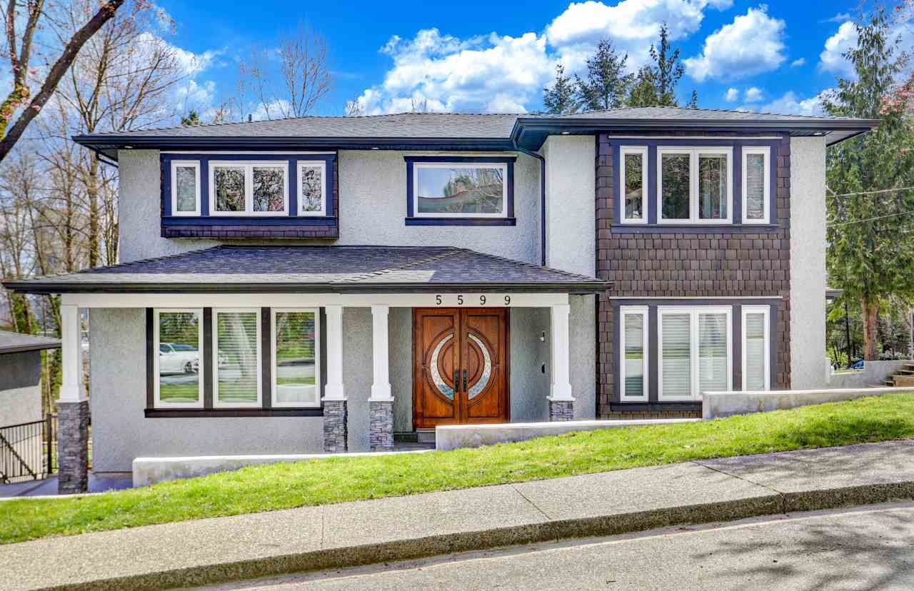 Main Photo: 5599 BRAELAWN Drive in Burnaby: Parkcrest House for sale (Burnaby North)  : MLS®# R2560028