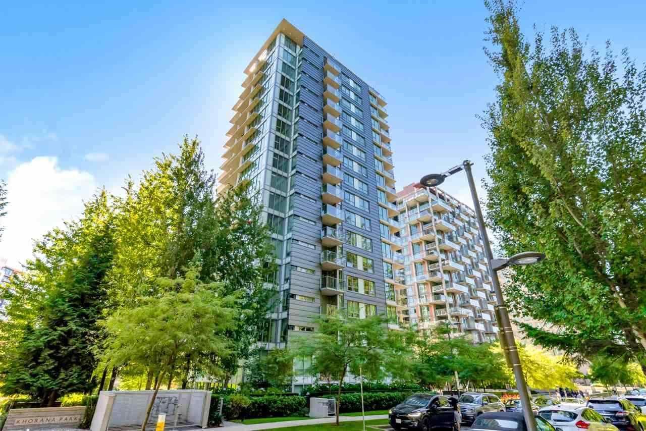 "Main Photo: 1802 5728 BERTON Avenue in Vancouver: University VW Condo for sale in ""ACADEMY"" (Vancouver West)  : MLS®# R2582540"