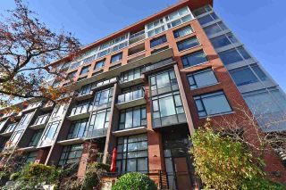 "Main Photo: 802 2321 SCOTIA Street in Vancouver: Mount Pleasant VE Condo for sale in ""SOCIAL"" (Vancouver East)  : MLS®# R2350052"