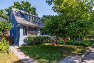 Photo 1: 49 Evanson Street in Winnipeg: House for sale : MLS®# 202116411