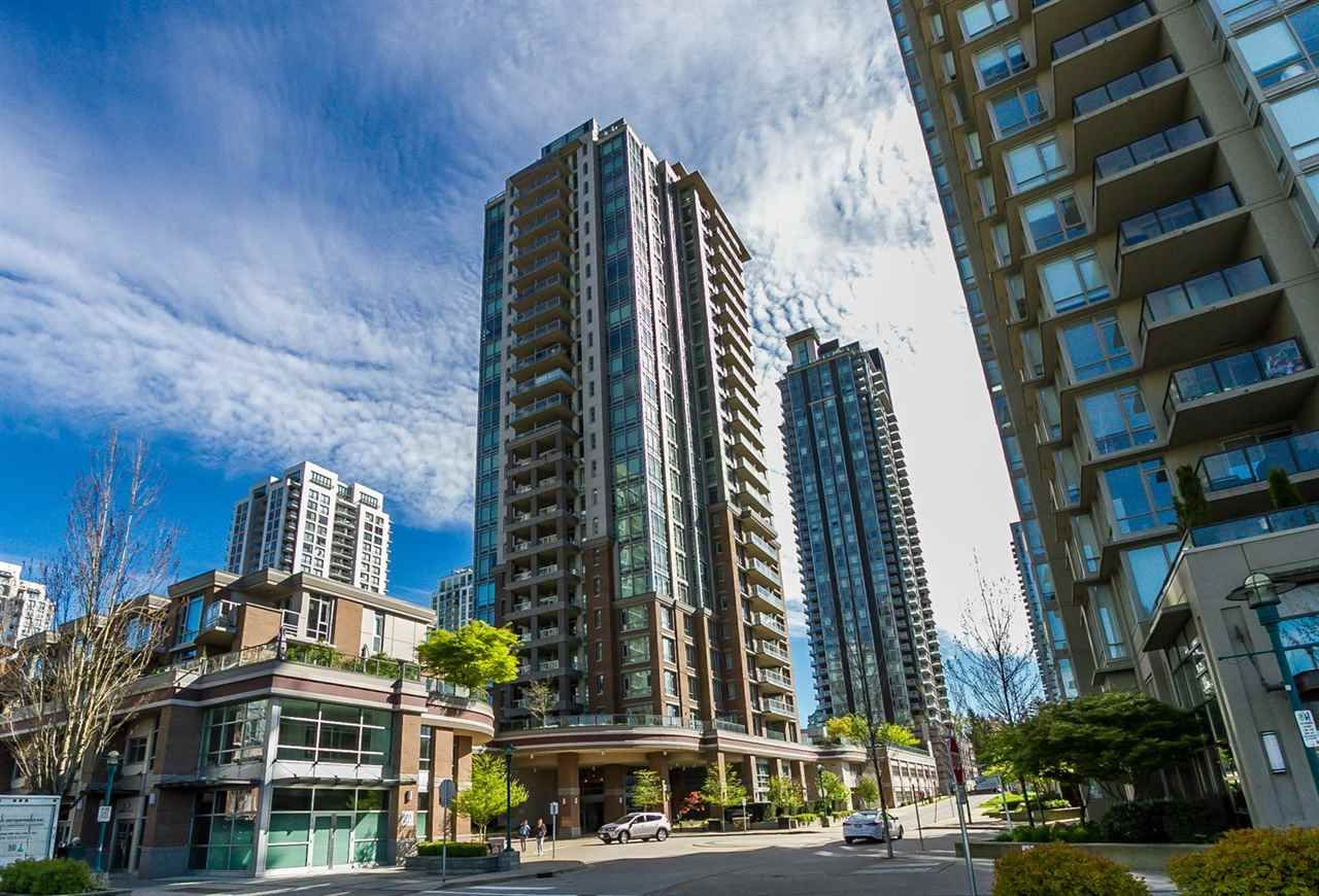 """Main Photo: 2203 1155 THE HIGH Street in Coquitlam: North Coquitlam Condo for sale in """"M1"""" : MLS®# R2052696"""
