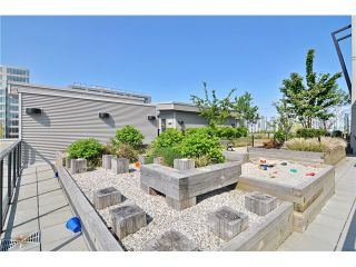 """Photo 6: 404 388 W 1ST Avenue in Vancouver: False Creek Condo for sale in """"THE EXCHANGE"""" (Vancouver West)  : MLS®# V1028659"""